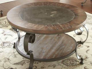 Mayview 26 in Round Coffee Table Retail 348 49