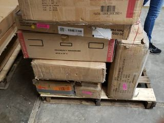 Pallet of Miscellaneous Incomplete Items