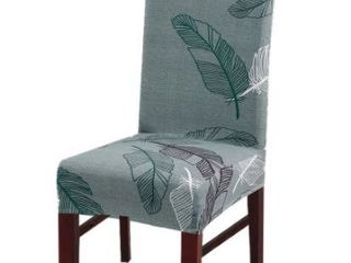4 Pack Stretch Dining Chair Slip Covers