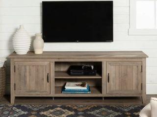 The Gray Barn Wind Gap 70 inch Beadboard Door TV Console  Retail 268 49