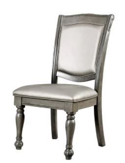 Furniture of America Tima Traditional Side Chair  Set of 2