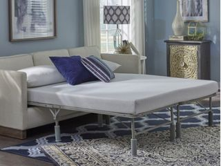 Slumber Solutions 4 5 inch Sofa Sleeper Memory Foam  Mattress Only  Retail 308 99