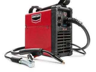 CENTURY FC 90 Flux cored Welder  plugged in and turned on