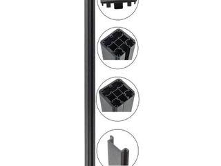 Infinity European Design Steel Fence Gate drop rod kit