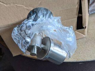 Allen Roth Winbrell Brushed Nickel Vanity light Fixture 0612658