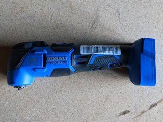 Kobalt Cordless Brushless Amp 24 Volt Max Variable Speed Oscillating Multi Tool