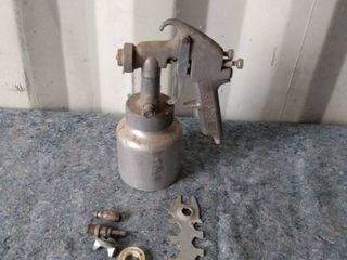 Sears brand paint gun