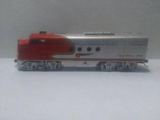 Bachmann Santa Fe HO Model Train Engine