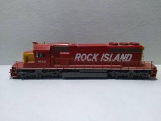 Rock Island 4793 HO Model Train Engine