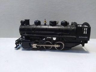 AT   SF HO Model Engine