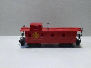 ATSF Santa Fe HO Model Train Engine