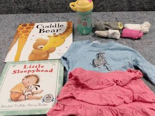 lot of Toddler items