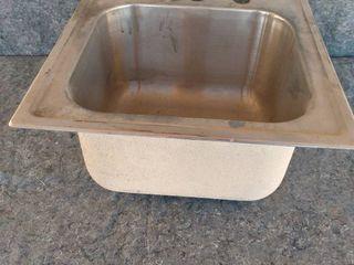 stainless steel sink basin