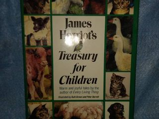 James Harriet s treasure for children book