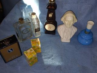 various Avon containers three new inbox