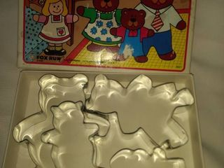 Goldilocks cookie cutters original inbox