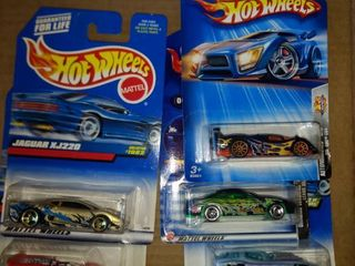 1983 through 1987 hot wheels five total