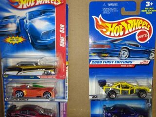 six two thousand to two thousand one hot wheels one out of package
