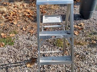 4 foot Werner step ladder