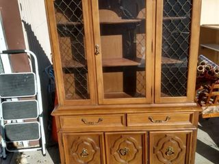 1 piece China Hutch