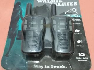 new and package Cobra walkie talkies