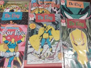 7 Doctor Fate comics