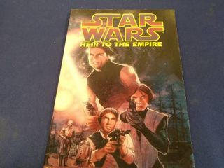 Star wars heir to the empire book