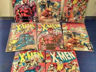 8 X Men a legend is born comics all number 1 issues
