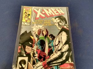 The uncanny X Men number 210