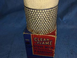 antique New old stock clean flame stovewick inbox