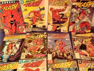 12 The flash comics