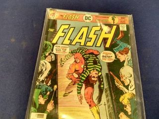 The flash number 243