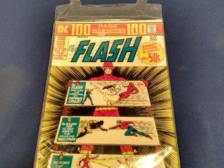 volume one DC 22 The flash