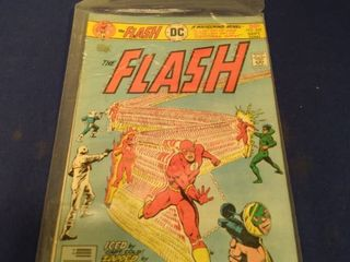 The flash number 244