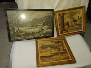 antique prints one Kansas City gallery