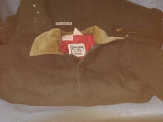 used zero zone insulated coveralls by walls size unknown