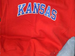 brand new Kansas sweatshirt size extra large