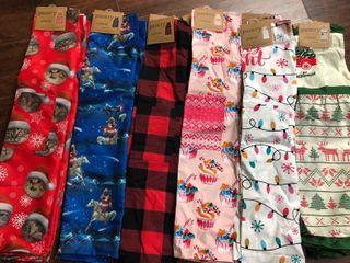 Christmas Pantry Apron Set  6 Pack