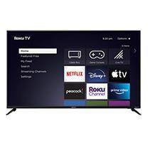 Element 55  Class 4K Ultra HD HDR10 Series Roku Smart TV   E4AA55R G
