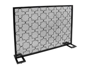 Christopher Knight Home   Alleghany Modern Single Panel Fireplace screen