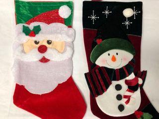 Christmas Stockings   2Pack