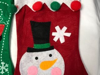 Christmas Stockings   3Pack