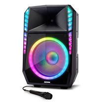 ION Total PA Supreme High Power Bluetooth Sound System with lights