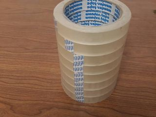 8 Rolls of Wondertape