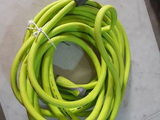 Green Garden Hose Untested Appears used