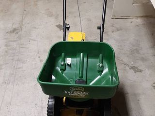 Scott s Turf Builder Broadcast Seed Spreader