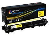 Arthur Imaging Compatible Toner Cartridge Replacement for Brother TN225  Yellow  1 Pack