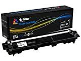 Arthur Imaging Compatible Toner Cartridge Replacement for Brother TN221  Black  1 Pack