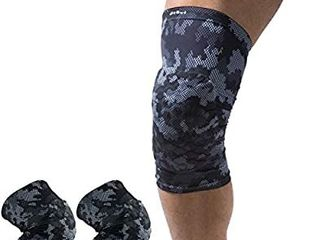 HiRui Knee Pad  Knee Brace Knee Support  Honeycomb Crashproof Football Basketball Kneepad  Compression leg Sleeves for Running Cycling Pain Relief  Kids Youth Women Men