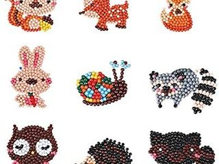 Chinco 29 Pieces Diamond Painting Kids 5D Diamond Stickers DIY Diamond Painting Kits Animal Painting with Diamonds for Adult Beginners